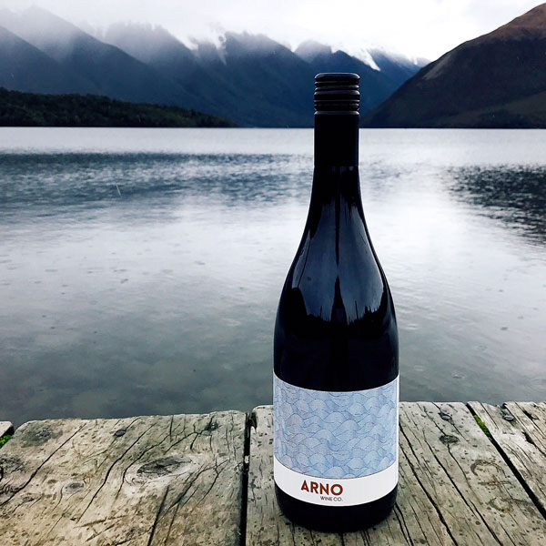 Arno Wine Co. Shiraz